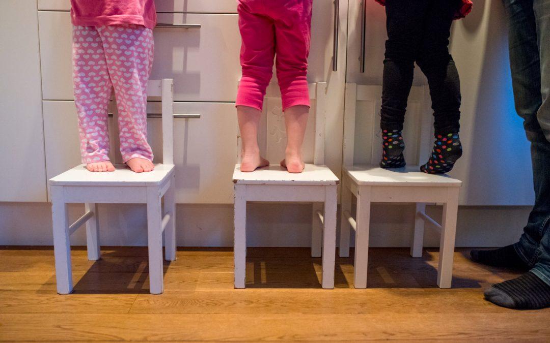 Gezinsfotoshoot Hilversum. Day in the life reportage met spontane en ongeposeerde gezinsfoto's!