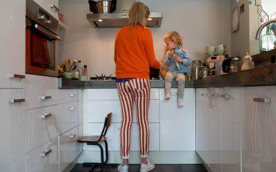 Day in My Life reportage in Baarn, met snoekduik :-)!