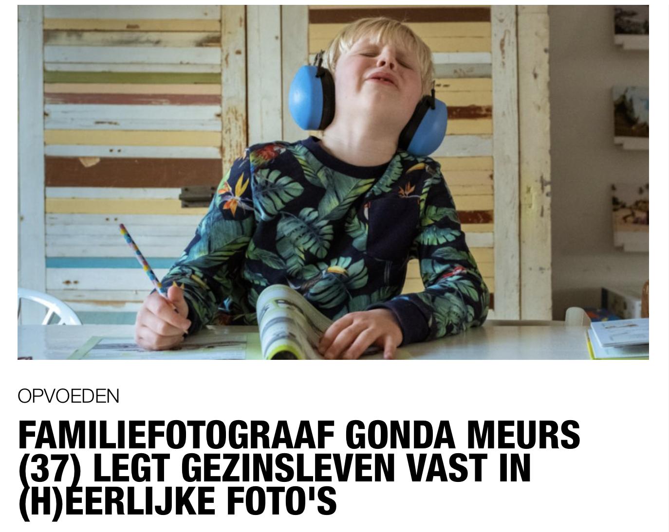 Linda.nl artikel Gonda Meurs