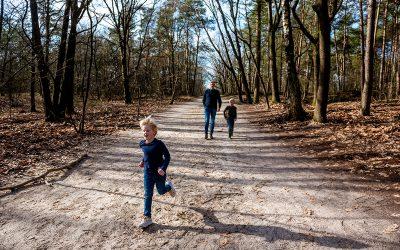 Landal park Miggelenberg met mijn eigen gezin